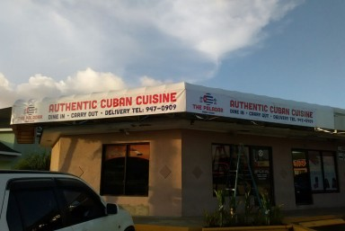 Awning and Fascia Signs