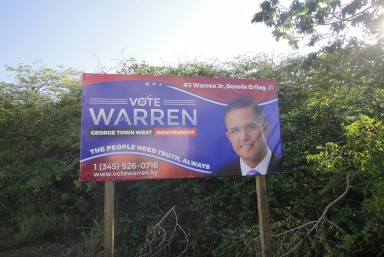 Election and Political Signs