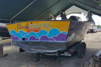 Boat & Aircraft Graphics
