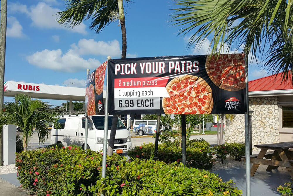 Signs in Cayman—How important is balanced content and graphics